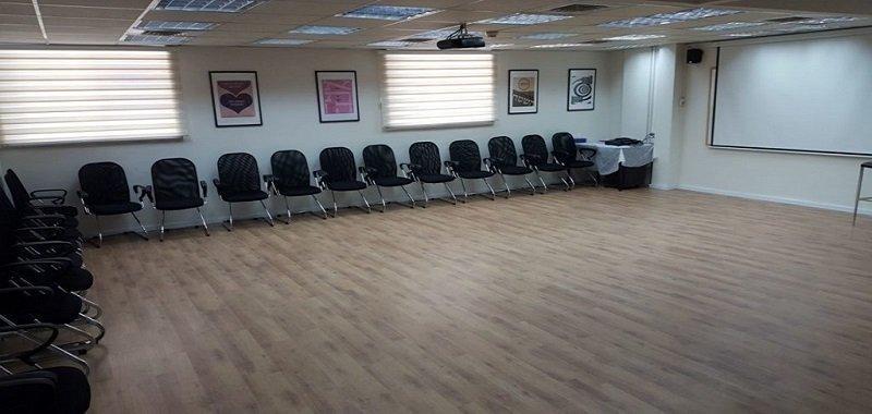 חדר הרצאות להשכרה
